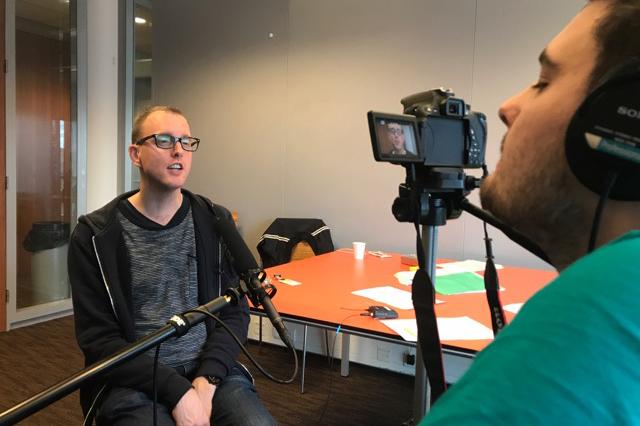 Video-interview met Ricardo